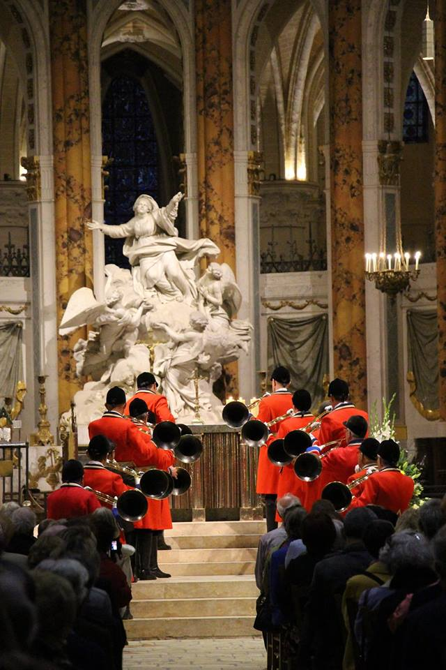 Messe de Saint Hubert - Cathédrale de Chartres