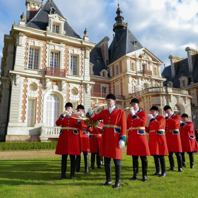 Rallye St Hubert de Chartres